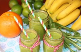 Cleansing Smoothie Nutraphoria