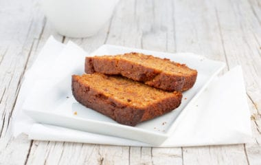Paleo Carrot Bread Nutraphoria