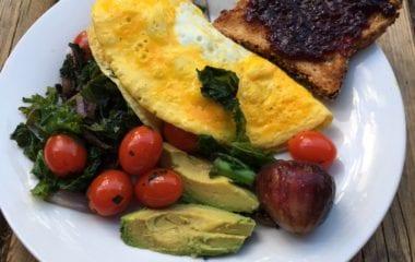 Omelette Nutraphoria