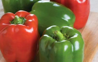 Bell Peppers Nutraphoria