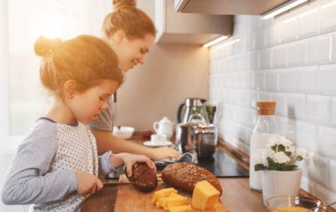 Kids Eating Healthier Nutraphoria