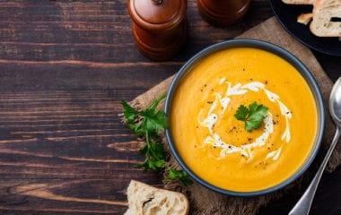 Butternut Squash Soup Nutraphoria