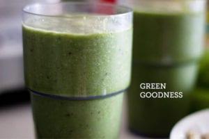 Green Goddess Smoothie Nutraphoria