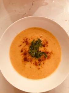 Cream of Cauliflower Soup Nutraphoria