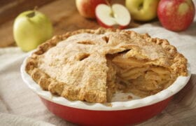 Healthy Apple Pie Nutraphoria
