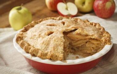 Healthy Apple Pie Nutraphoria