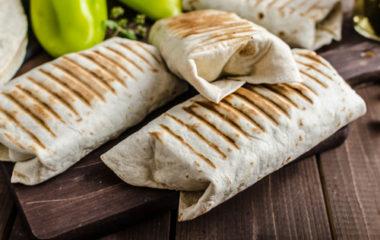 Gluten-Free Breakfast Burrito Nutraphoria