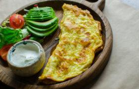Breakfast Omelette Nutraphoria