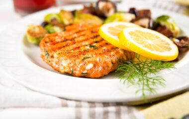 Salmon Patties Nutraphoria