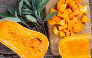 Butternut Squash with Cranberries Recipe Nutraphoria