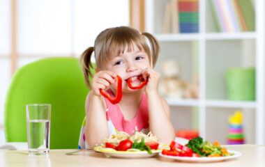 How To Get Your Kids Eating Healthier Nutraphoria