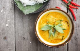 Thai Curry Lentil Soup Nutraphoria