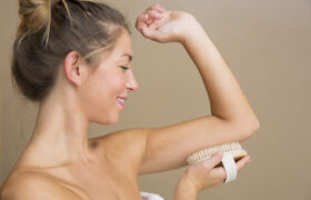 Benefits of Dry Brushing Nutraphoria