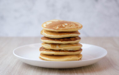 Keto Fluffy Pancakes Nutraphoria