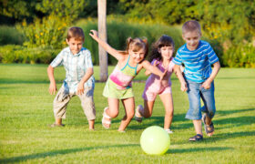 Ways To Get Your Family Moving Nutraphoria