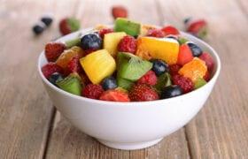 My Favourite Healthy Breakfast / Dessert Bowl