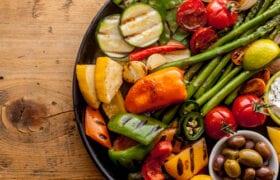 BBQ Veggie Side Dish
