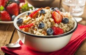 Easy Breakfast Oatmeal