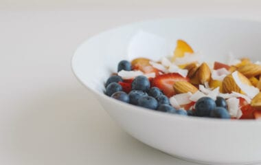 Simply Delicious Oatmeal Bowl