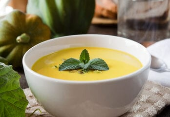 Comforting Squash Soup