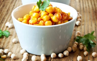 Easy Chickpea Stew