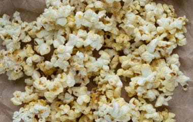 """Cheezy"" Popcorn"