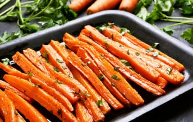 "Carrot ""Fries"""