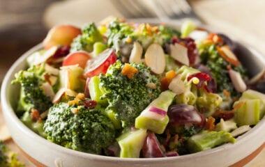 Favourite Broccoli Salad