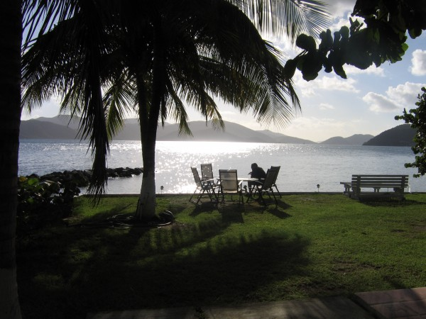 View from Condo on Tortola
