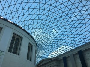 The British Museum in London - kktravelsandeats
