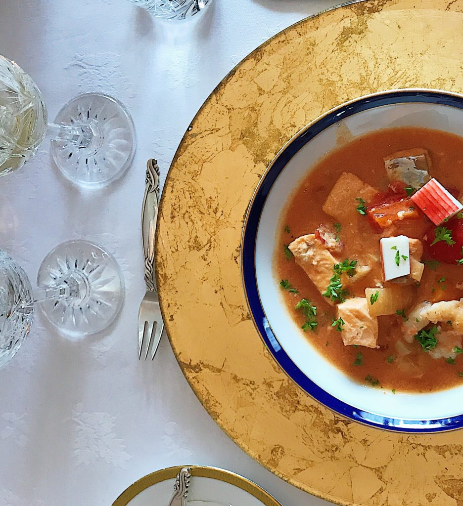 Iceland Experience - Seafood Soup