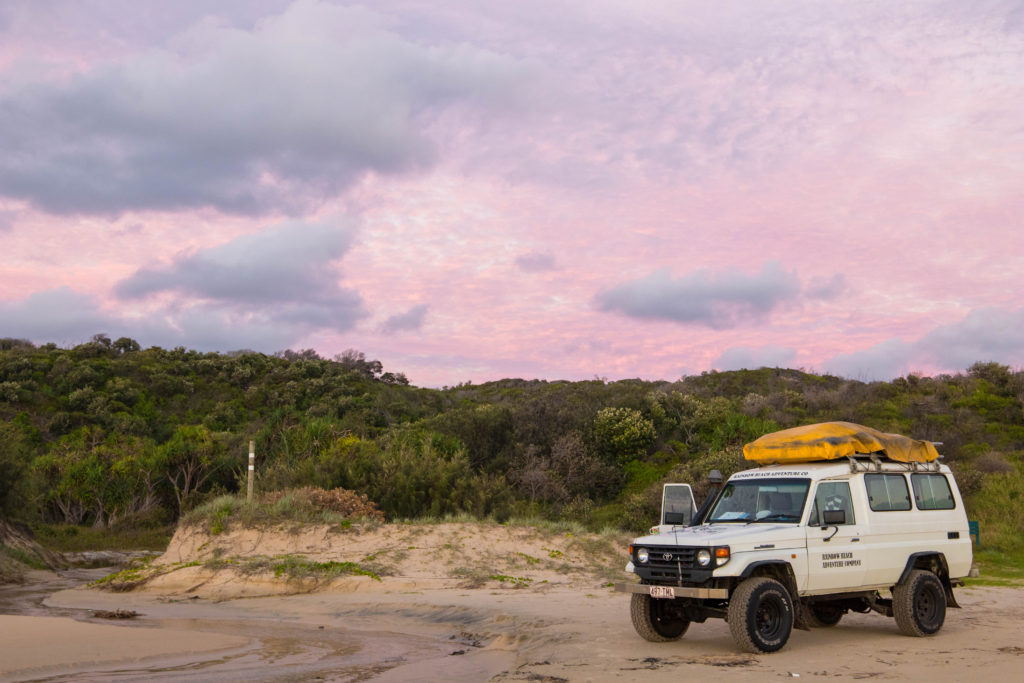 Fraser Island Tour Sunrise