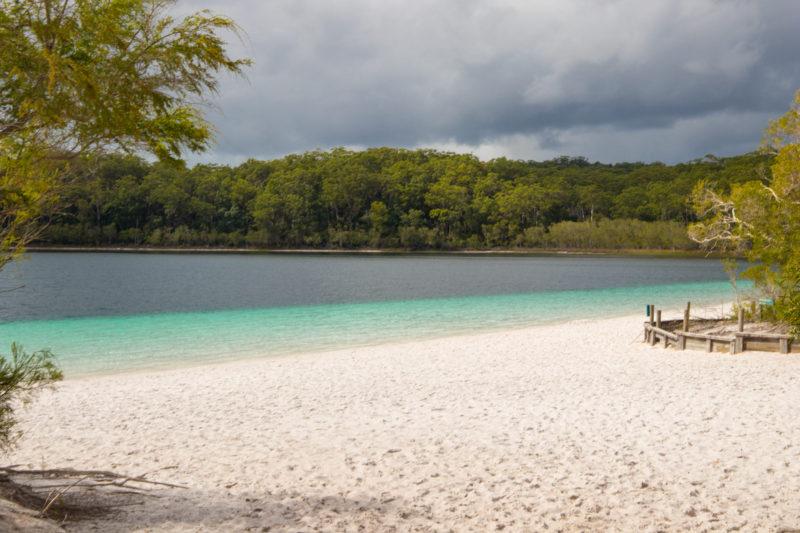 Lake McKenzie, Fraser Island Tour - kktravelsandeats