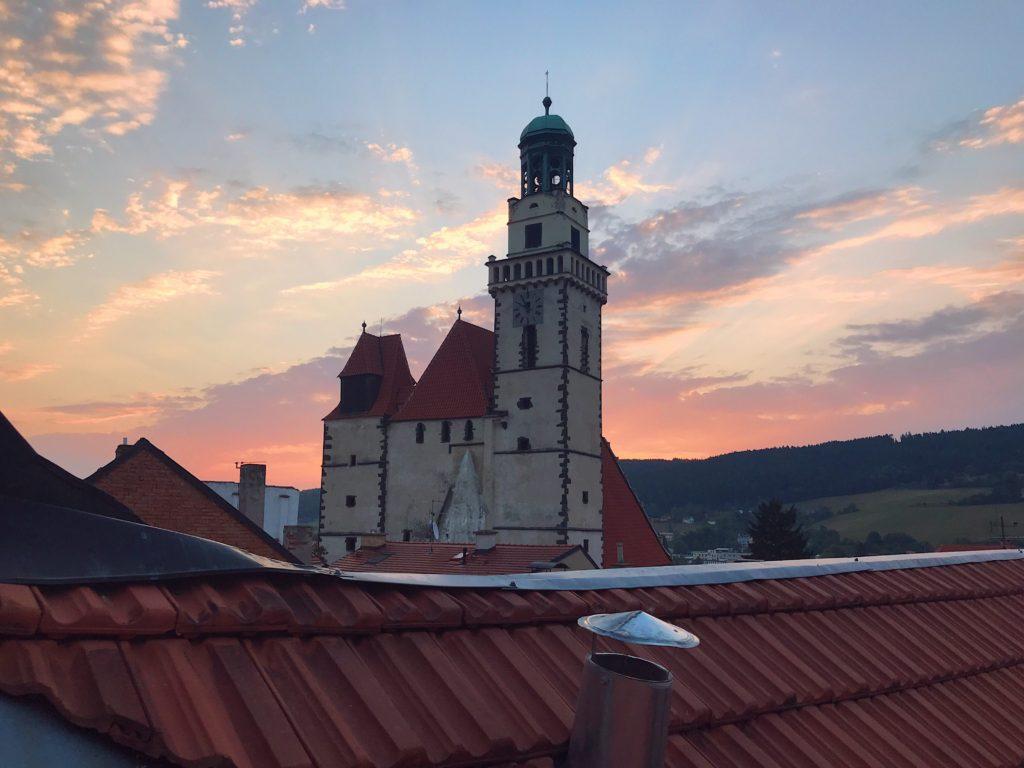 Prachatice, South Bohemia