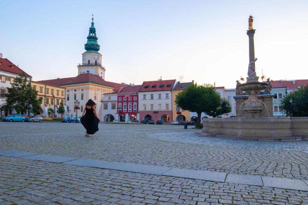 Kroměříž Square