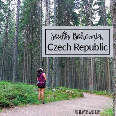 South Bohemia, Czech Republic
