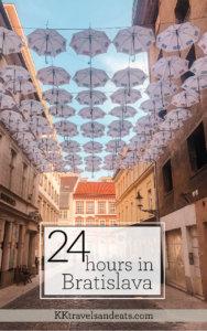 24 hours Bratislava