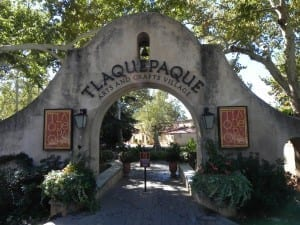 Tlaquepaque Sedona Shopping