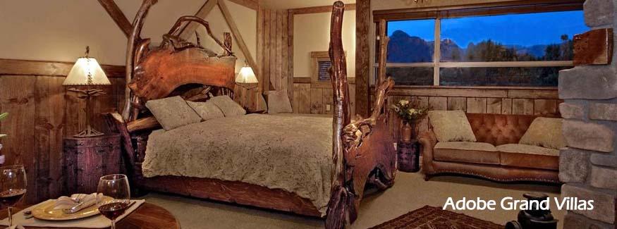 Adobe Grand Villas Bed Breakfast Resort Sedona