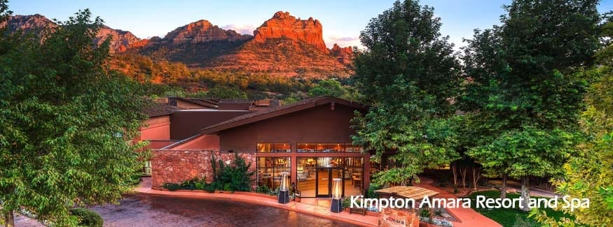 Kimpton Amara Resort and Spa Sedona AZ
