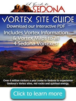 Sedona Vortex Map - Guide to all 4 Sedona vortexes