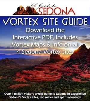 Sedona Vortex Map Sedona Vortex Guide