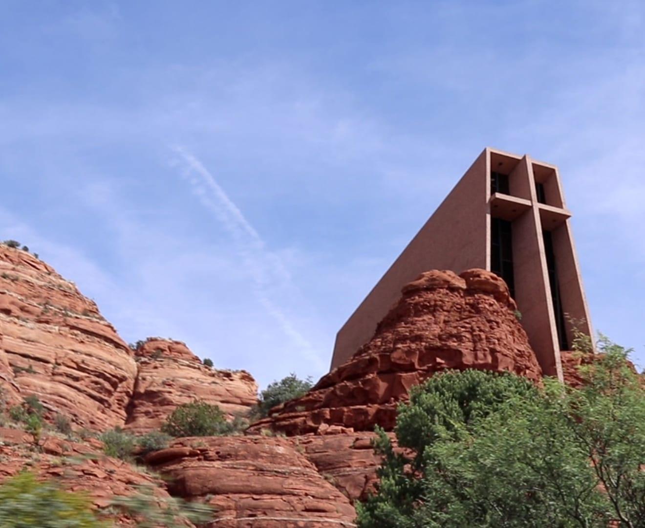 Chapel of the Holy Cross Sedona Vortex Sedona Things to do
