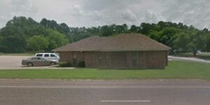 East Texas Foot Associates Carthage office pic on Locations page