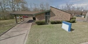 East Texas Foot Associates Lufkin office pic on Locations page