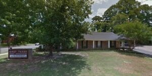 East Texas Foot Associates Nacogdoches office pic on Locations page