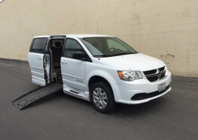 2015 Dodge Grand Caravan Handicap Van-A