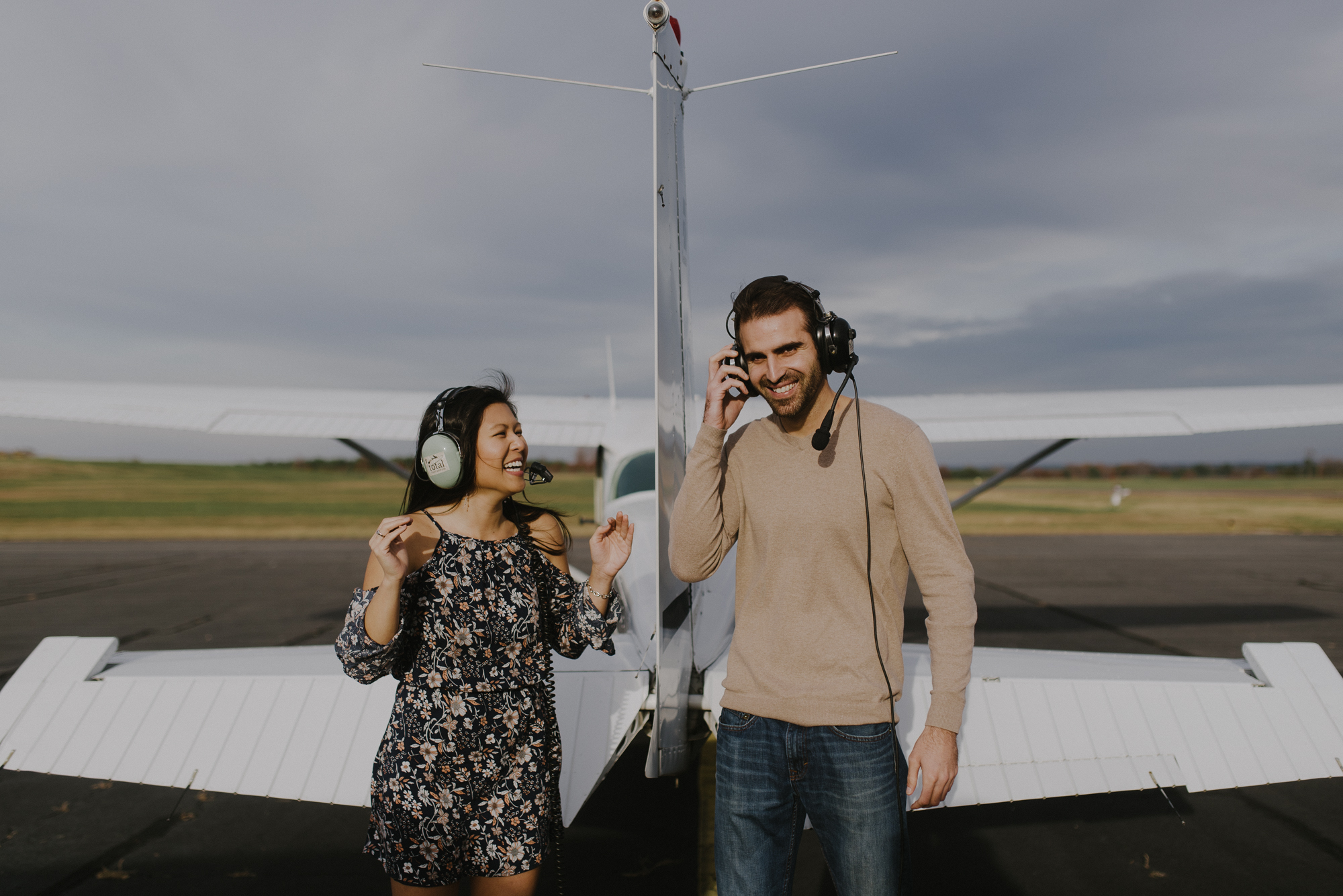 Airplanes and Engagement