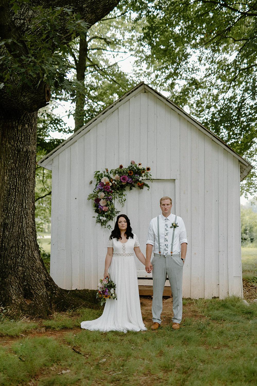 Windy Hill Farm Wedding