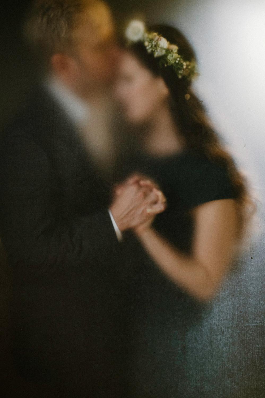 Destination elopement in Asheville NC